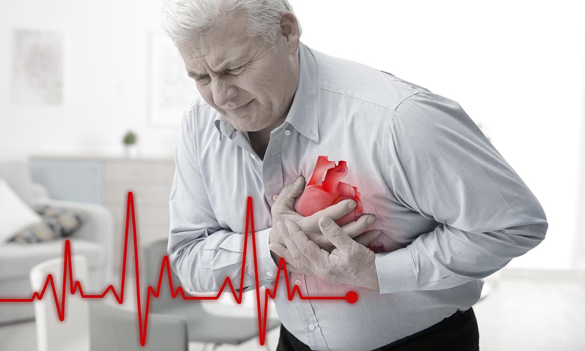 حمله قلبی چقدر طول میکشد