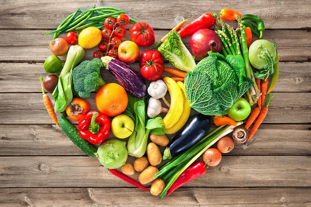 بیماران قلبی چه غذاهایی باید بخورند ؟ ( رژیم غذایی مناسب)