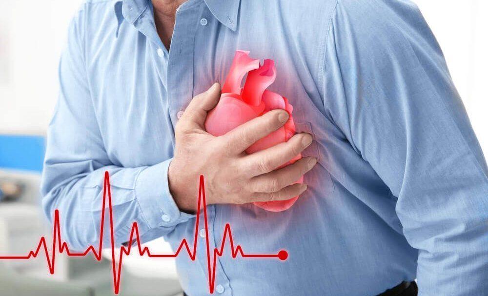 بیماری های قلبی ناشی از فشار خون بالا
