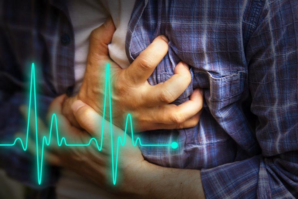 تفاوت نارسایی قلبی و حمله قلبی