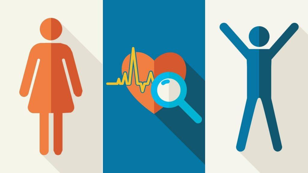علائم سکته قلبی در زنان