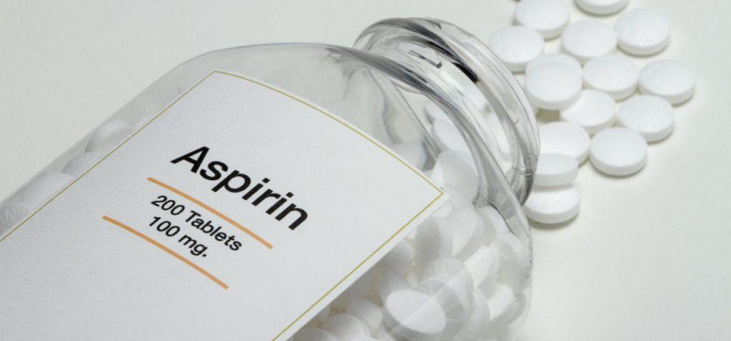 عوارض جانبی مصرف آسپرین