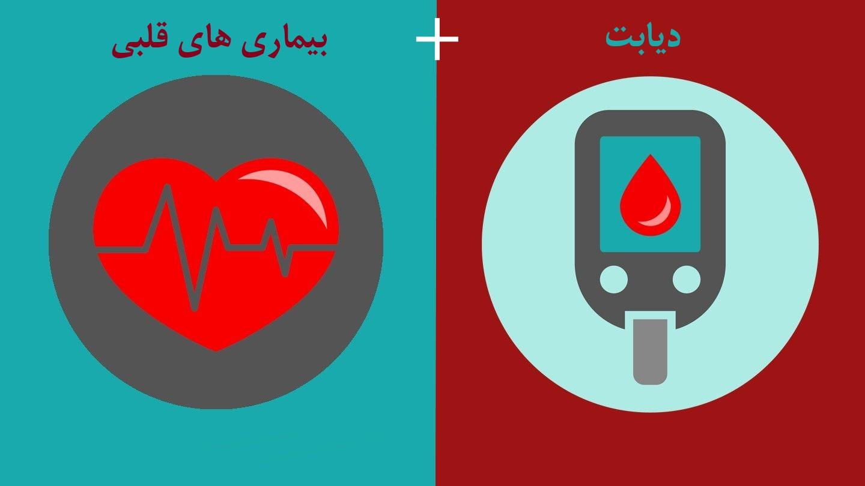 دیابت و بیماری های قلبی : افزایش قند خون چه بیماری های قلبی را به دنبال دارد؟